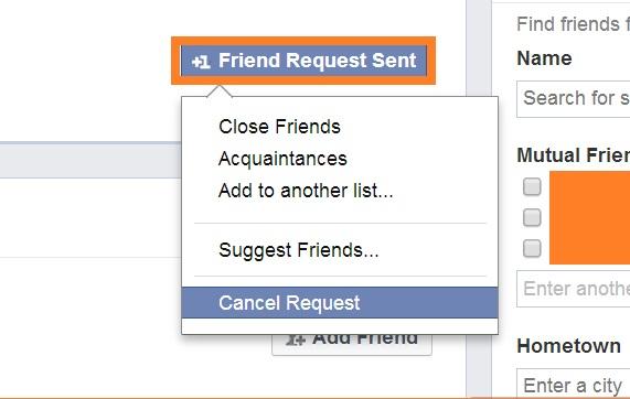 معرفة كل طلبات الصداقة التي قمت بإرسالها بدون برامج أو تطبيقات | View Sent Requests