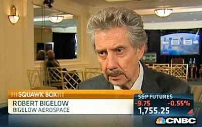 Robert Bigelow On CNBC