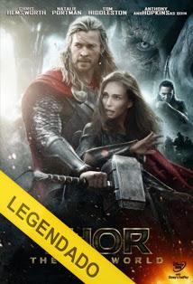 Thor: O Mundo Sombrio – Legendado