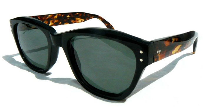 YMC vs Mc Ginn Eyewear: Bonafide frames with rare acetates: Bonafide