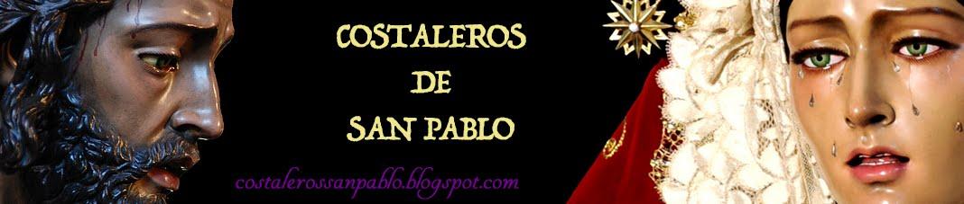 Costaleros de San Pablo