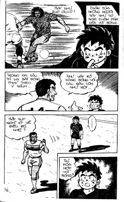 Jindodinho - Đường Dẫn Đến Khung Thành III  Tập 25 page 76 Congtruyen24h