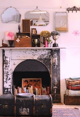 fireplace mantle styling decorating melissa simonetta
