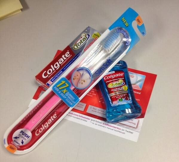 Colgate® SlimSoft™ Toothbrush