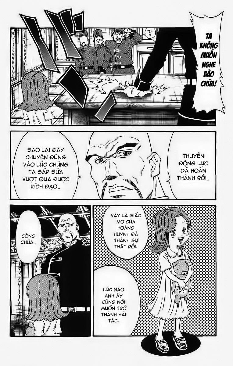 Vua Trên Biển – Coco Full Ahead chap 258 – End Trang 16 - Mangak.info