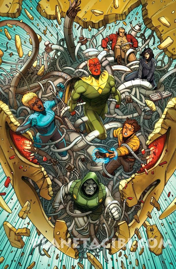Checklist Marvel/Panini (Julho/2019 - pág.08) OS+VINGADORES+9v