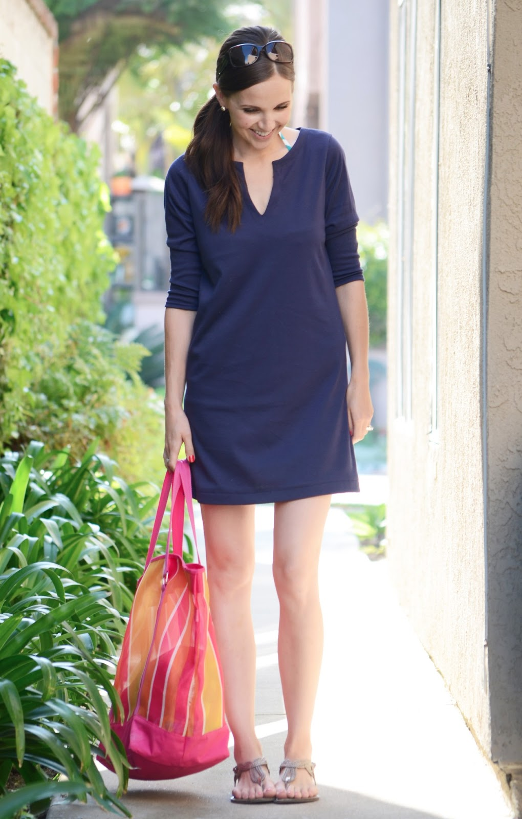 Sewing For Women: J Crew Inspired Tunic