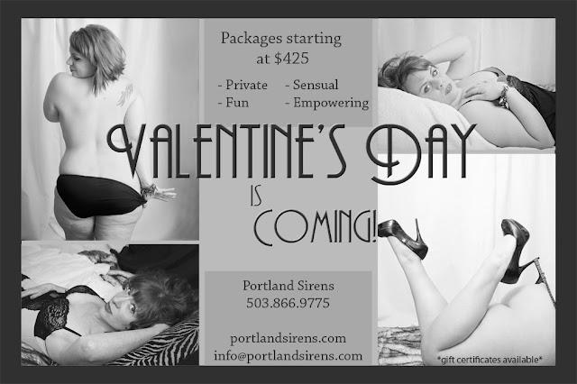 Valentine's Day | Portland Sirens