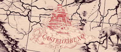 Castelobruxo : Ecole de sorcellerie au Brésil Wizarding-School-Map-Castelobruxo