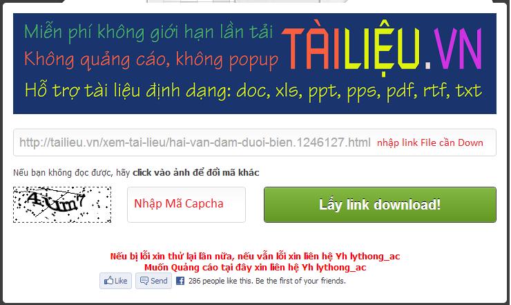 Get Link Tailieu
