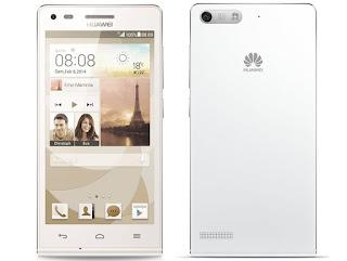 Harga dan Spesifikasi Huawei Ascend G6 Terbaru