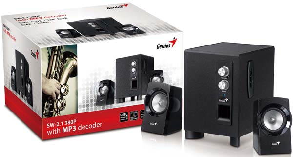 Genius-presenta-sistema-audio-2.1-decodificador-MP3