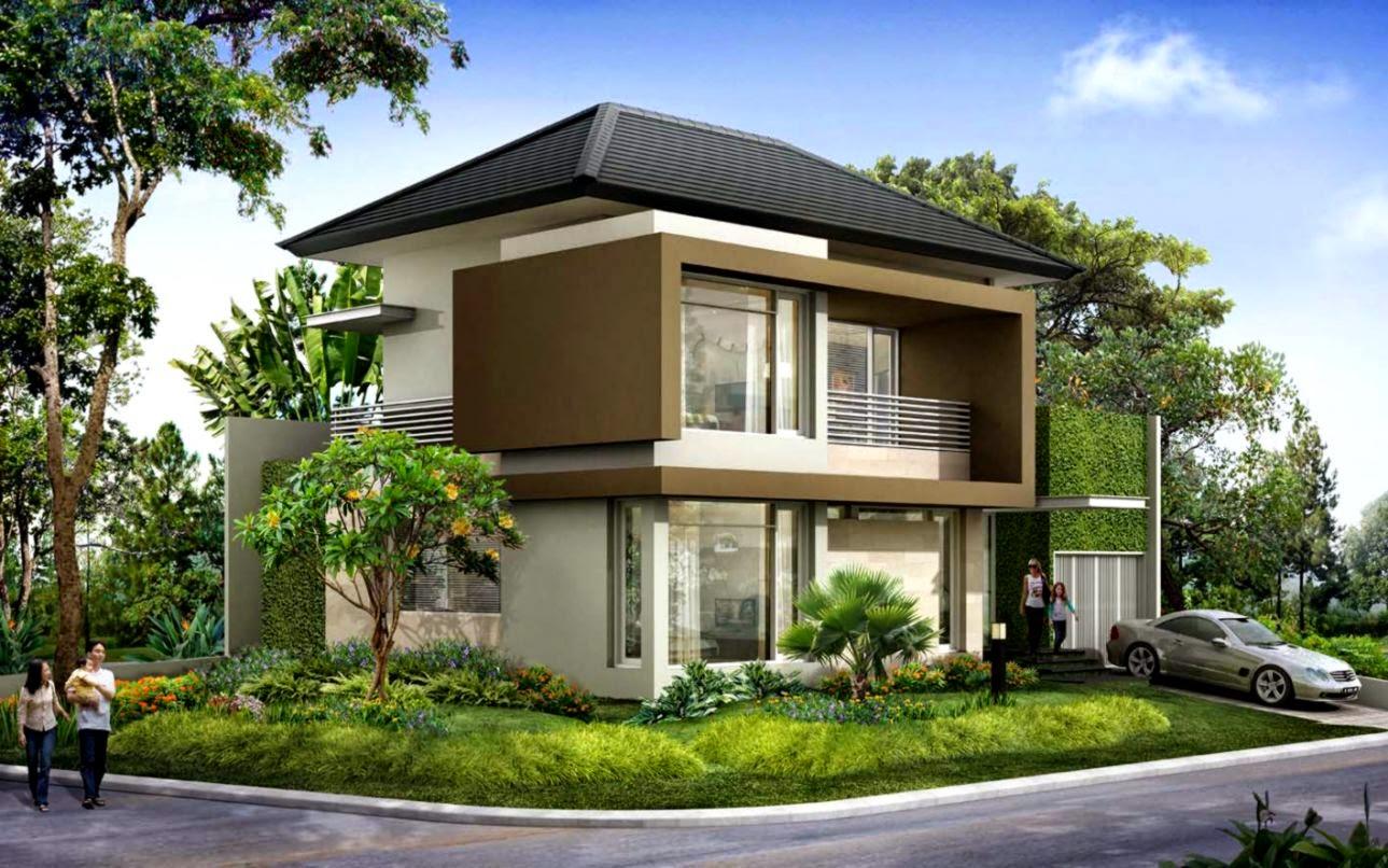 Model Atap Rumah Modern 1 Lantai 2015   Atap   Desain Rumah Minimalis