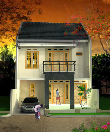 Rumah Mewah Minimalis Modern 2013