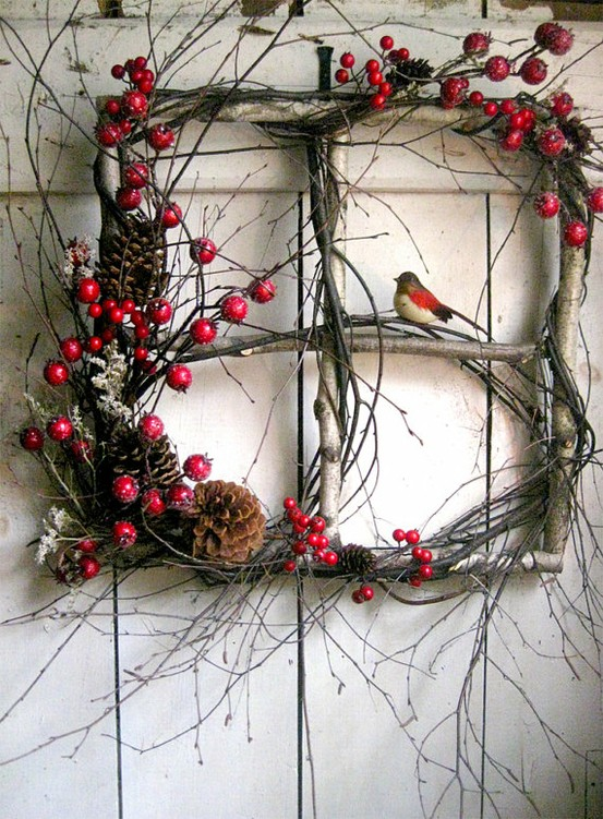 Diy christmas twig decorations 10 projects to inspire you for Diy twig decor