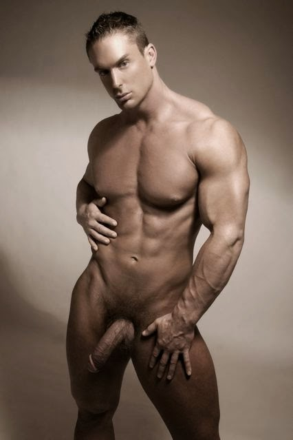 naked male models Trevor adams