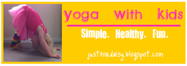 Just For Daisy :: Yoga With Kids