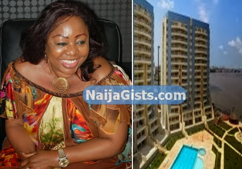 ita giwa new mansion