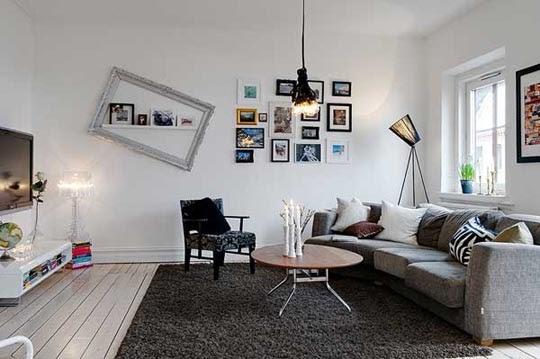 Disenar Una Sala De Estar En Linea ~  Sala de Estar con TV  Ideas para decorar, diseñar y mejorar tu casa
