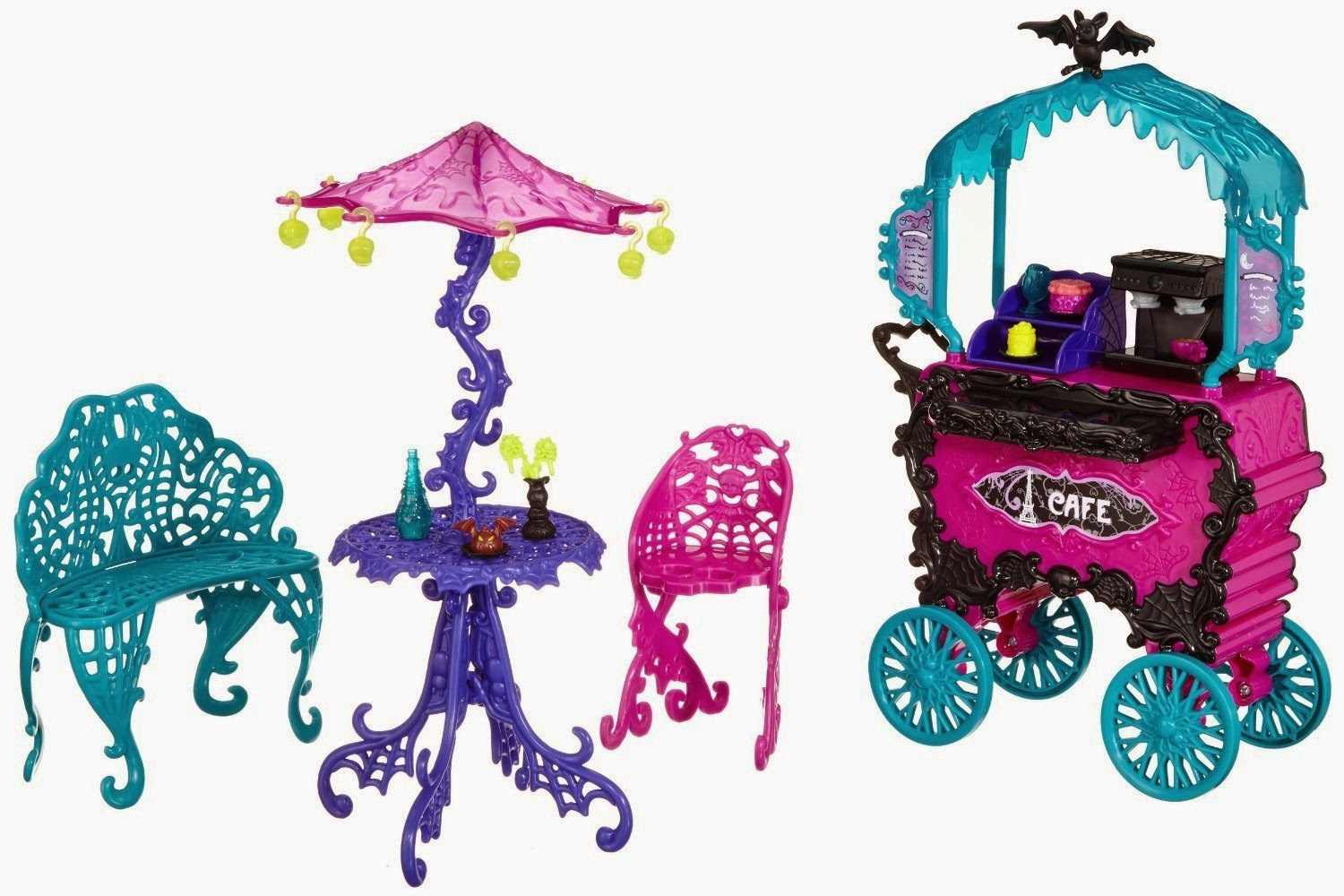 Monster High Doll Furniture Sales Amazon