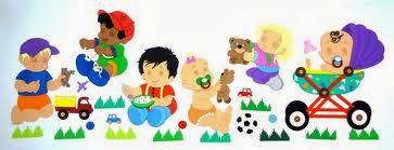 Atividades para Educação Infantil-Desafios Corporais para Bebês,educação infantil,brincadeiras,brincar