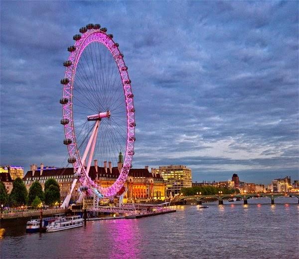5- लंदन, ग्रेट ब्रिटेन (London, Great Britain)