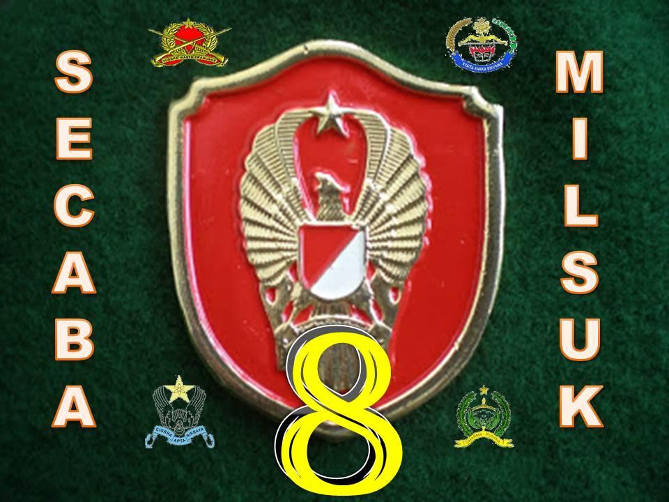 SECABA MILSUK - 8