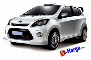 Harga Mobil Daihatsu Ayla Terbaru
