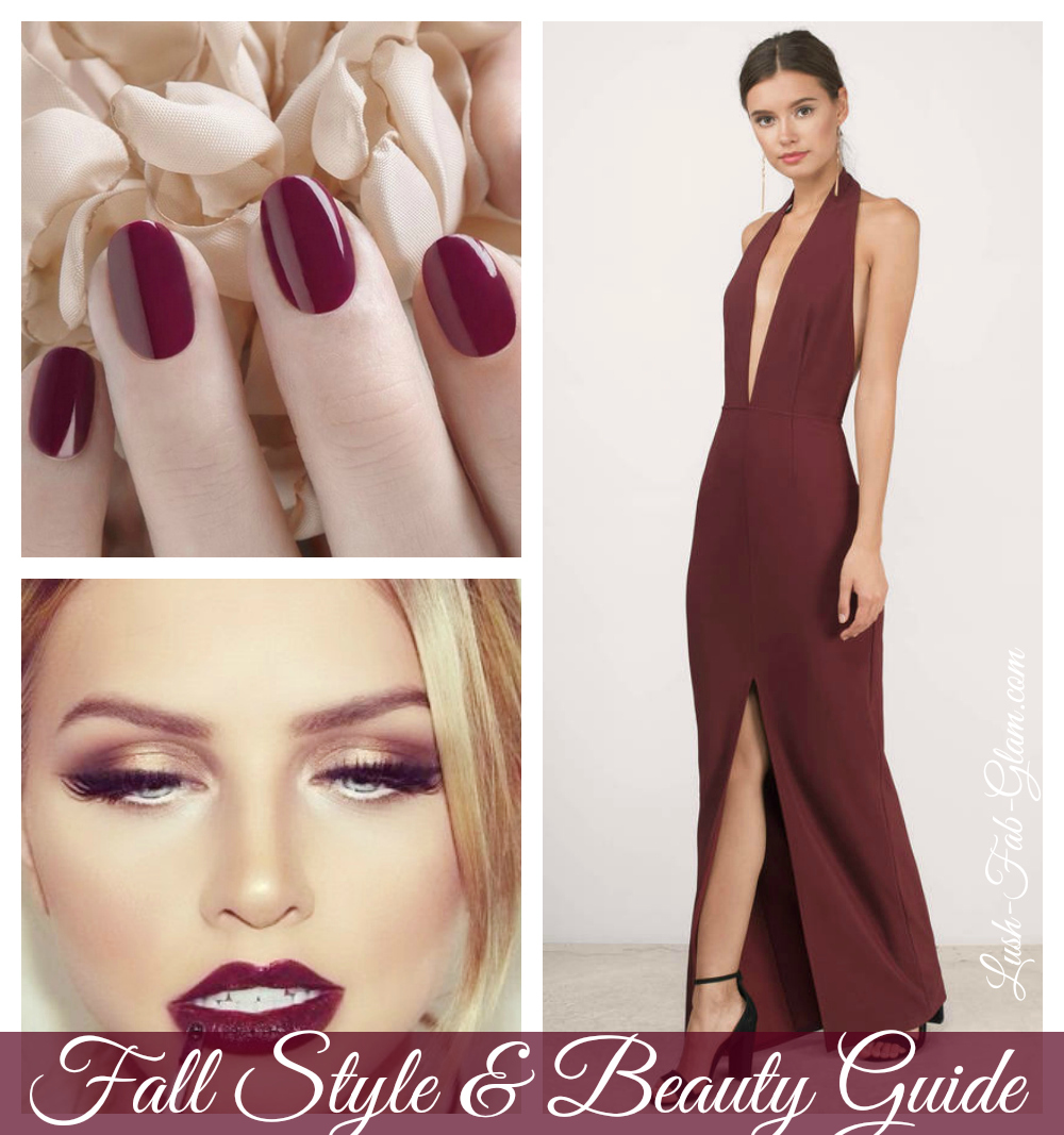 Fall Style & Beauty Guide