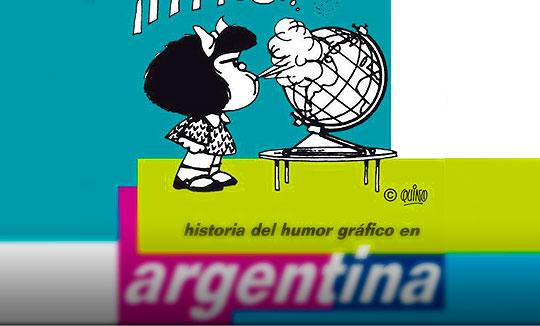 Libro. Historia del Humor Gráfico en Argentina