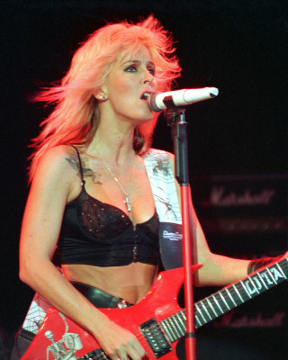 lita ford quotes Lita Ford