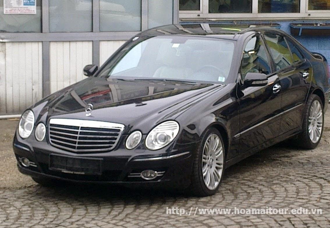 Cho thuê xe Mercedes E280