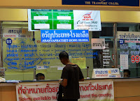 Mo Chit Ticket Counter