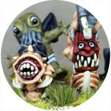 15mm Chaos Demons