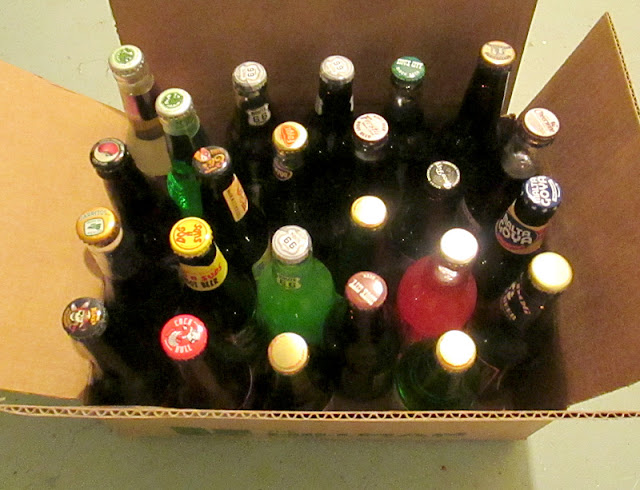 Sodas from Frattallones Ace Hardware in Burnsville.