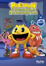 c Download – Pac Man e as Aventuras Fantasmagóricas Vol.1 – DVDRip AVI e RMVB Dublado (2014)