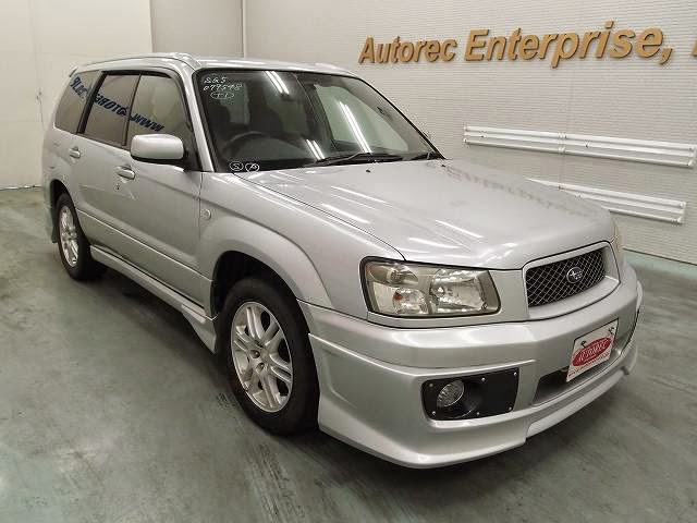 19516a7n6 2005 Subaru Forester Cross Sports 4wd For Tanzania To