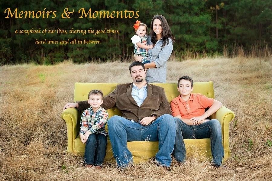 Memoirs & Momentos