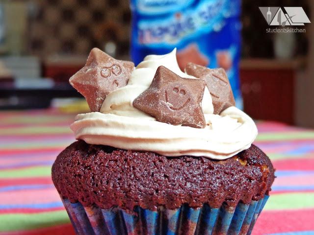 Milky Way Magic Stars Cupcakes Students Kitchen