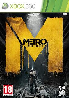 metro last light box art 360 europe Metro: Last Light   Release Dates & Box Art