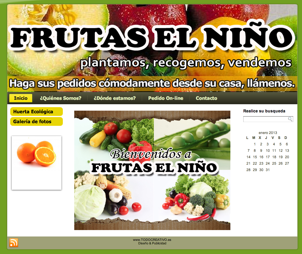 Frutas Germán