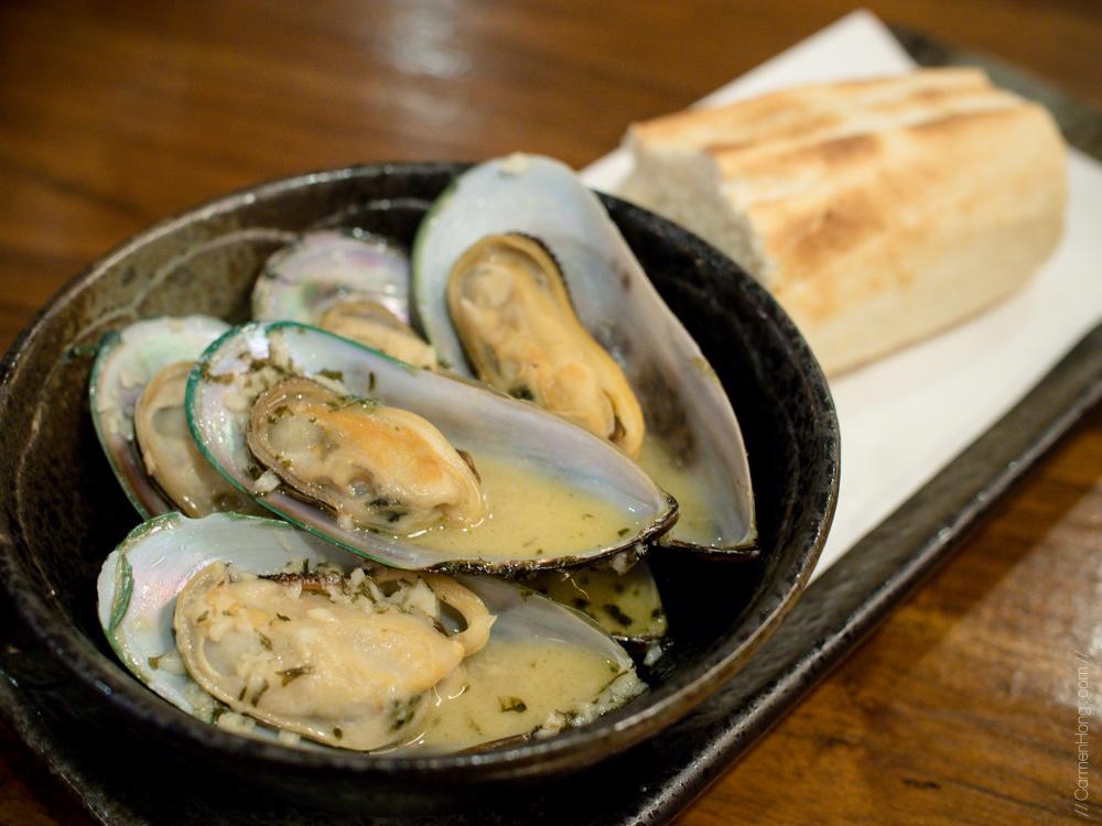 Sake Steamed Mussels Recipe — Dishmaps