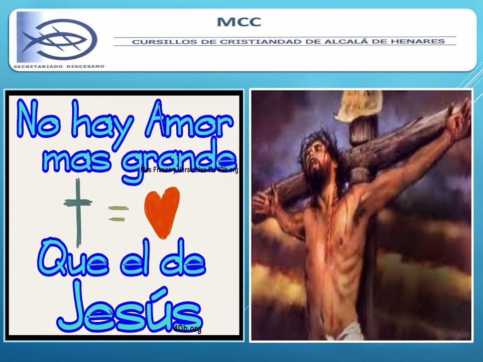 NO HAY AMOR MAYOR QUE EL DE JESUCRISTO