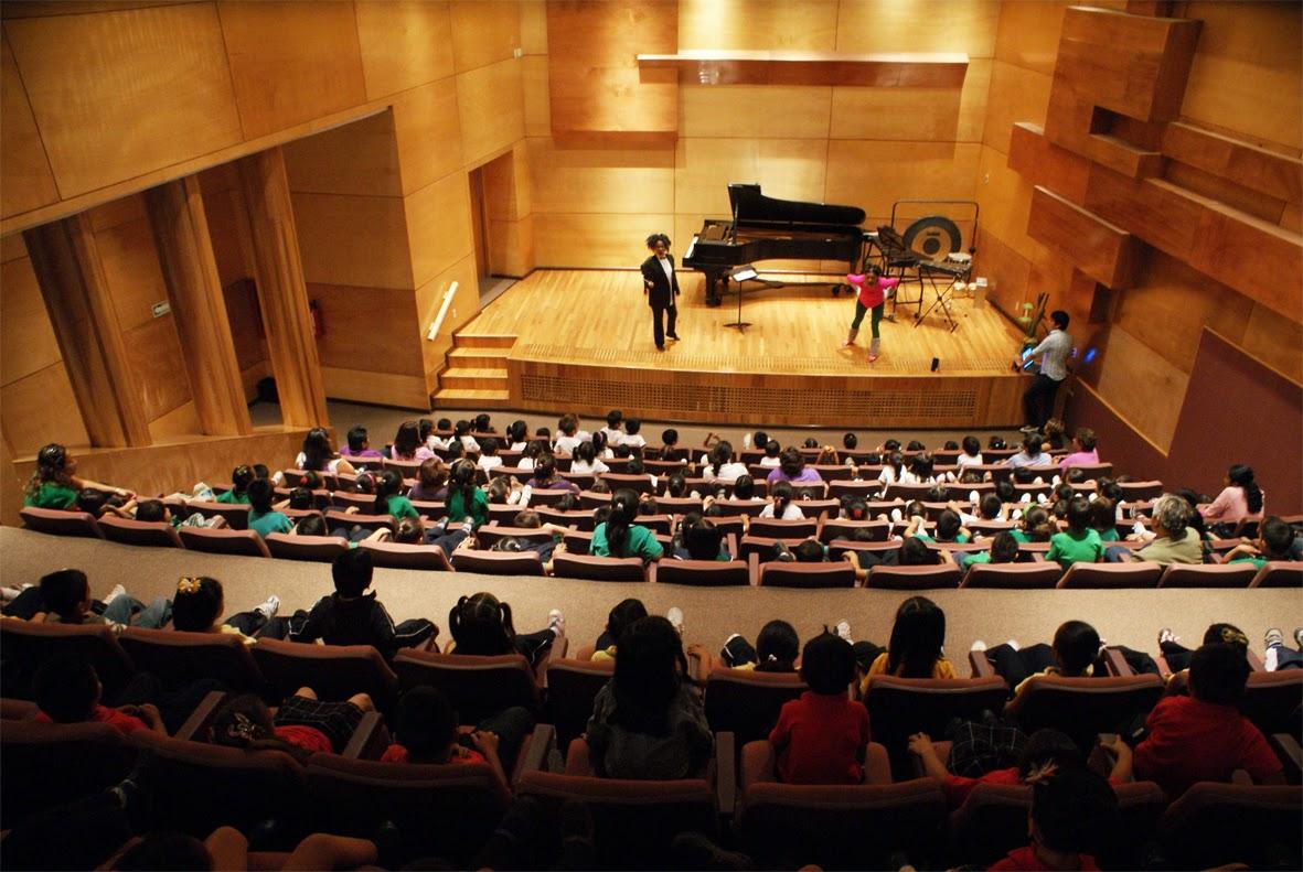 Cultura padre las casas for Casa de musica temuco
