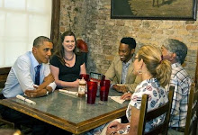 POTUS Lunches At Stubb's Bar-B-Que