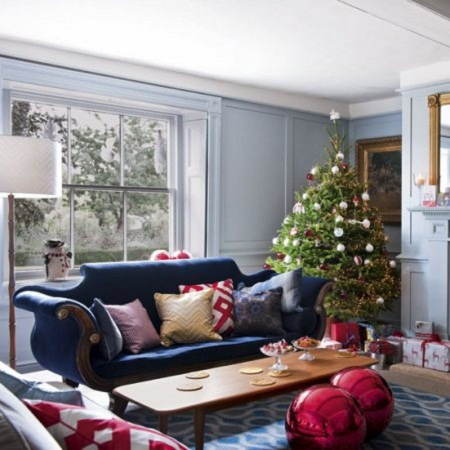 Christmas Home Living Room Decorating Ideas For Your Christmas