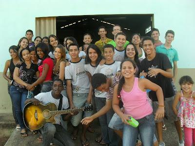 JM de Tocantins forma novos missionários.