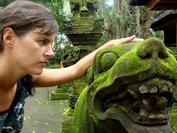 Ubud, Indonesia.