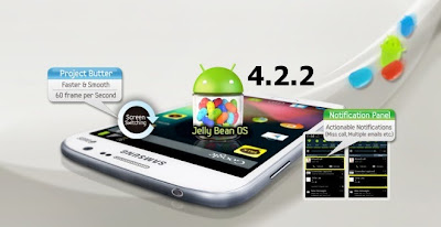 Android 4.2.2 Announced for Samsung Galaxy Grand