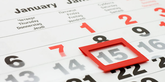 Ini daftar Hari Libur Nasional dan Cuti Bersama 2016
